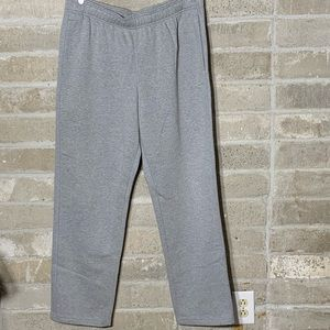 Champion XL Pull on Sweat Pants with Pockets